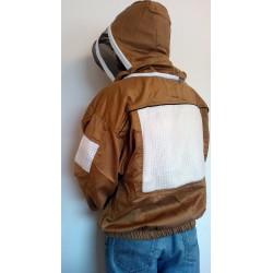 Szellőző kabát - hálós szellőzővel