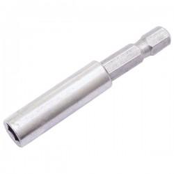 bittartó szár fúrógéphez, mágneses 60mm, bliszteren