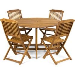 Kerti bútor szett  HOLLY FDZN 4016