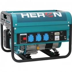HERON EGM-25 AVR max 2300 W 10A áramfejlesztő