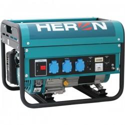 benzinmotoros áramfejlesztő, max 2800 VA, egyfázisú (EGM-30 AVR)