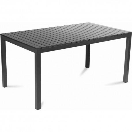 Kerti alumínium asztal