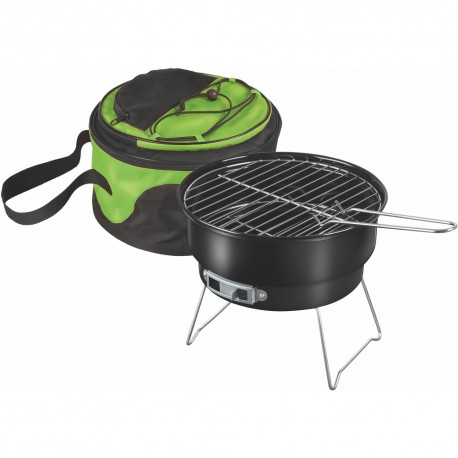 Hordozható grillsütő termotáskával