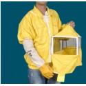 Hagyományos ziprázas méhészkabát