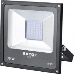 30 W LED lámpa falra szerelhető reflektor