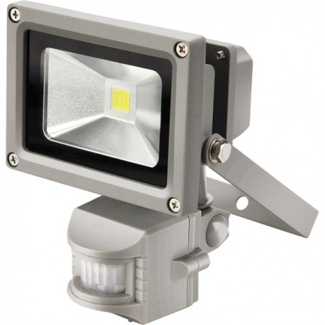 10W mozgásérzékelős LED reflektor