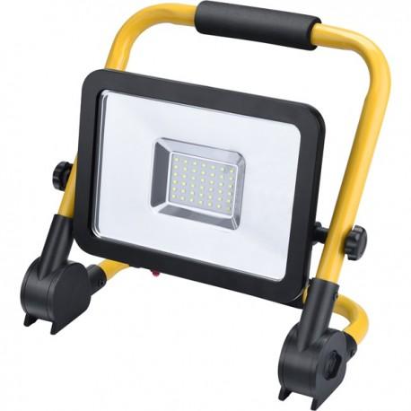 30W 3200Lu Hordozható LED reflektor állvánnyal