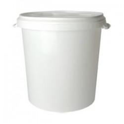 30 literes müanyag vödör tetővel
