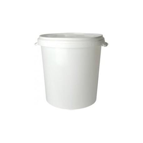 Műanyag vödör tetővel 33 Liter