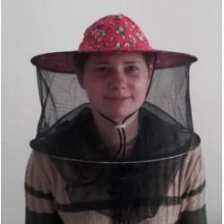 Női méhészkalap