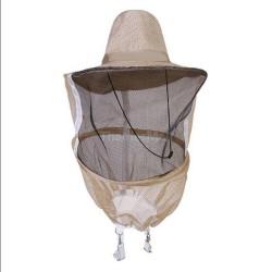 Szalma méhészkalap