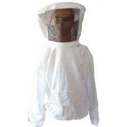 Méhészkabát hagyományos bebújós S - XXL