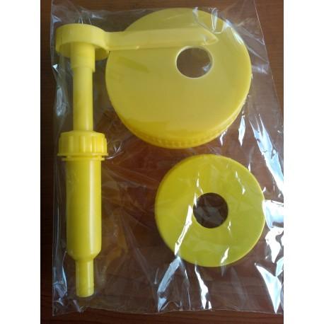 Mézpumpa 2db műanyag lapkával