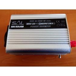 SAL inverter 12V/230V